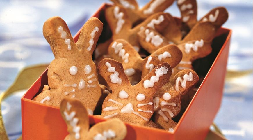 Gingerbread hares
