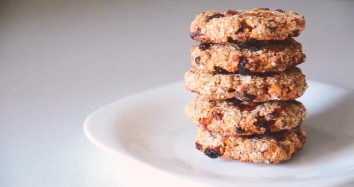 Oatmeal PP Biscuits Without Flour