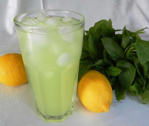 Turkish lemonade