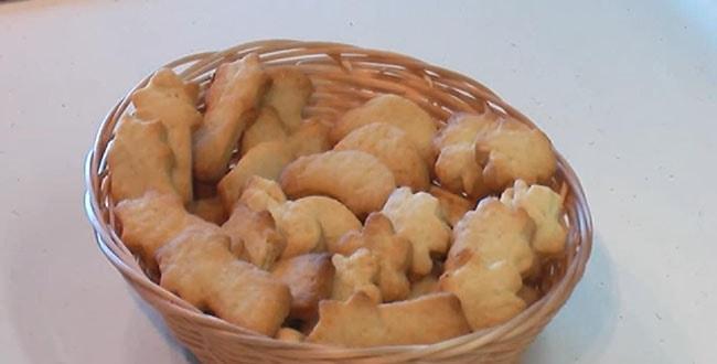 Lean cookies