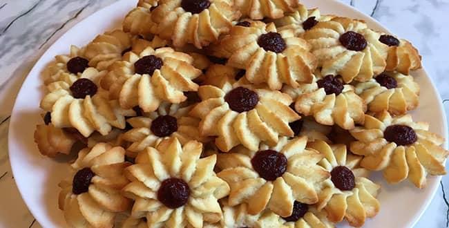 Kurabye cookies