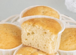 Kefir cupcakes