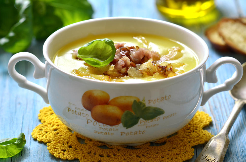 Beer Bacon Soup