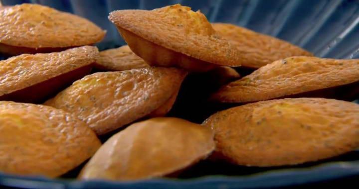 Madeleine Lemon Cookies by Gordon Ramsay