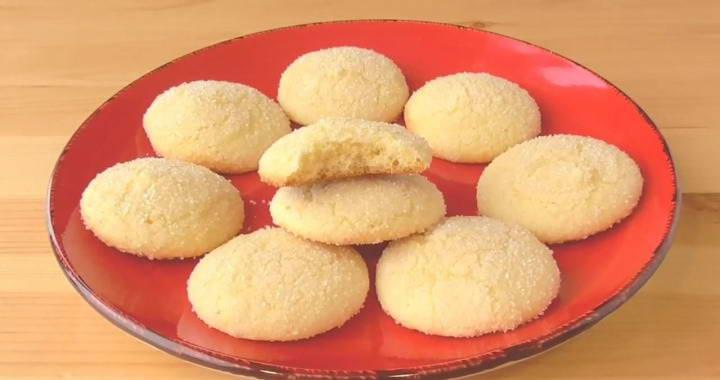 Classic Leningradskoe cookies