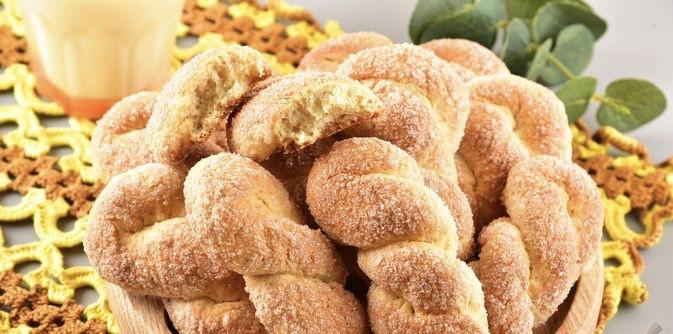 Kefir cookies