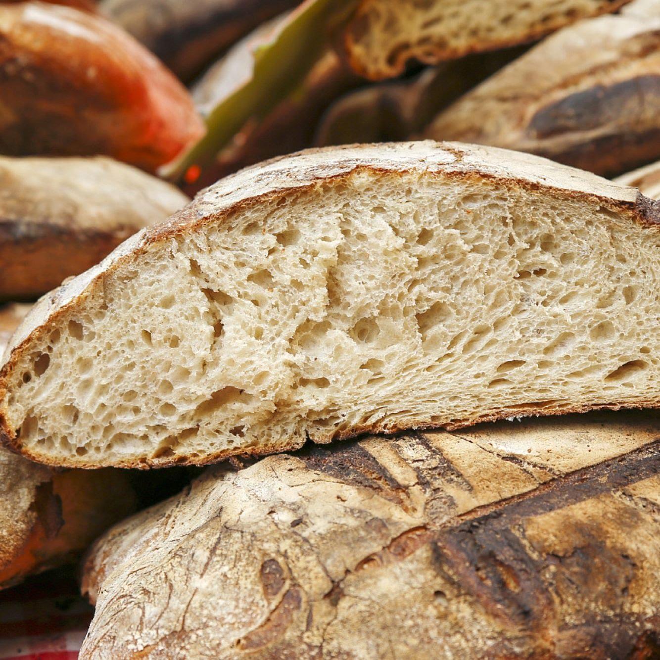 Oven bread: signature recipe