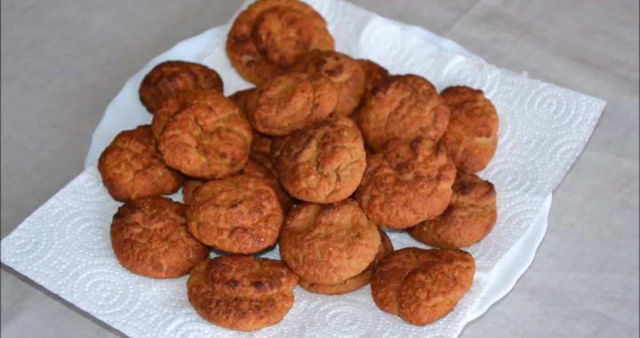 Protein Shape Maintenance Cookies
