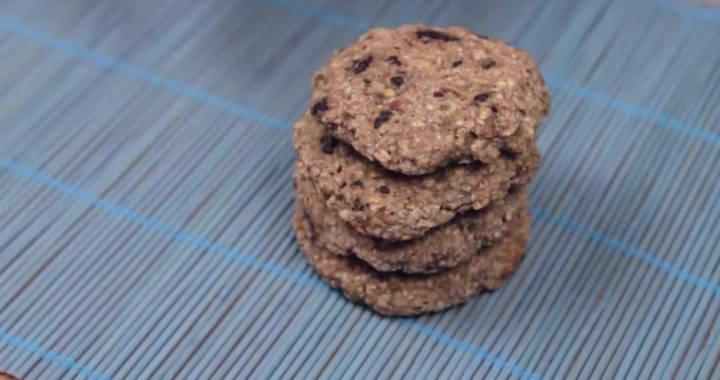 Oatmeal Diet Cookies