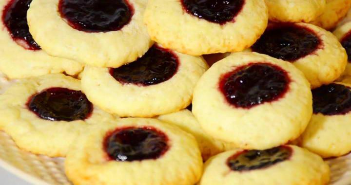 Easy margarine cookie dough