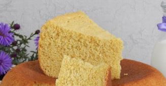 Corn biscuit