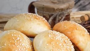 Whey buns