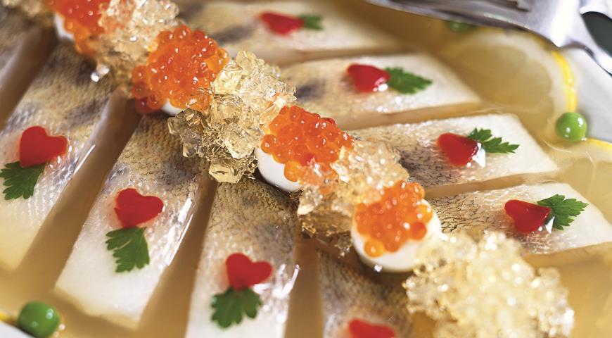 Jellied fish