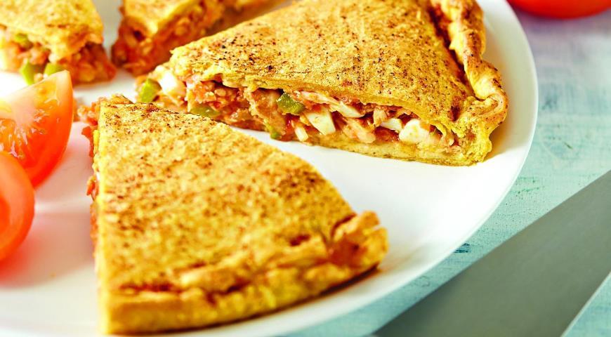 Empanada - Spanish Pie