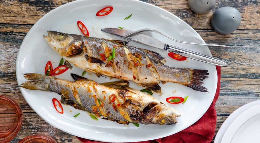 Vietnamese spicy fish