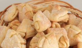 Cottage cheese biscuits Houndstooth