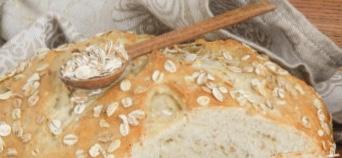 Wheat bread 5 cereals