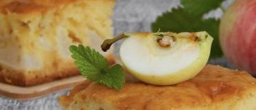 Jellied apple pie