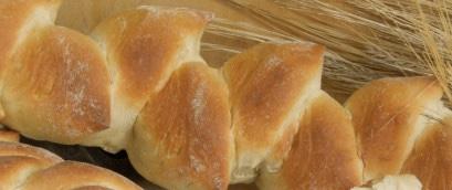 Epi bread (baguette ear)