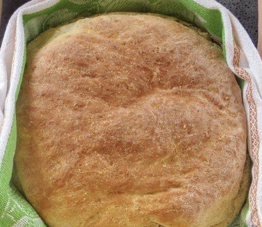 Finnish Oatmeal Bread (Oven)