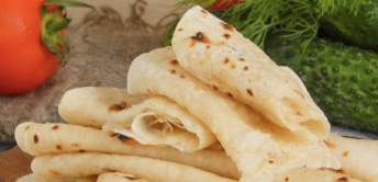 Chapati (Indian tortillas)