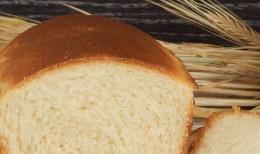 Custard milk bread