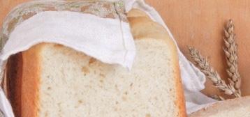 Curd bread in a bread maker