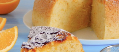 Orange muffin in a slow cooker