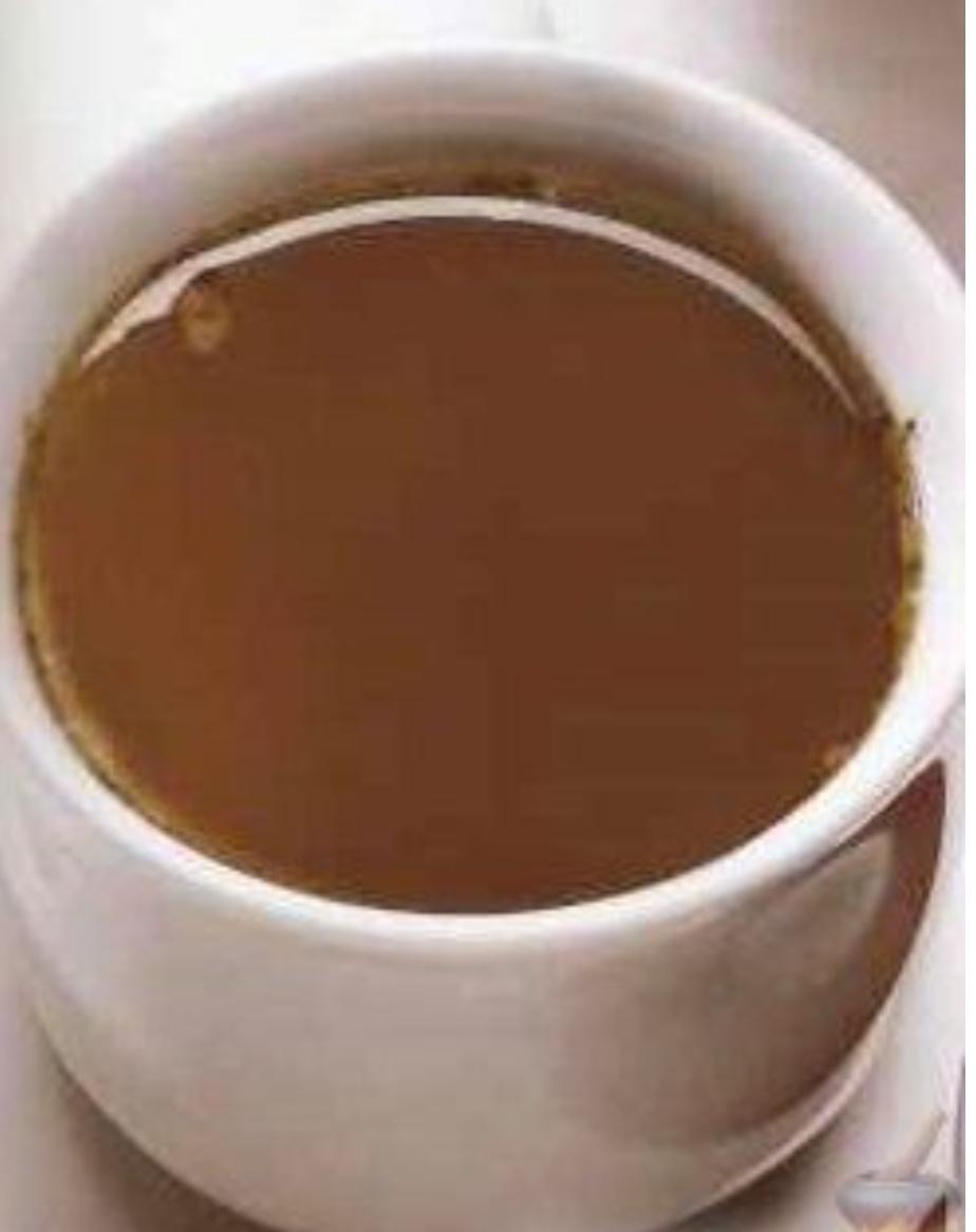 Spicy warming tea