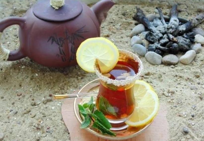Berber tea (Tunisian)
