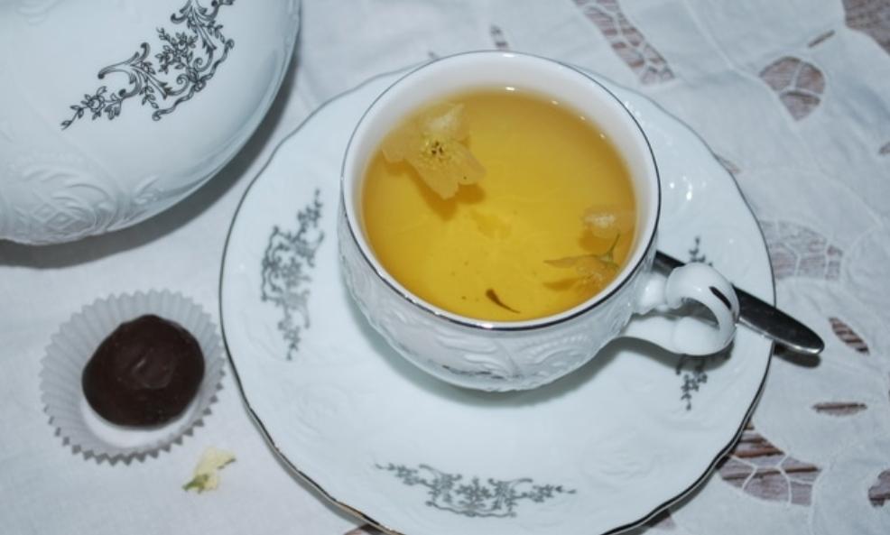 Jasmine herbal tea