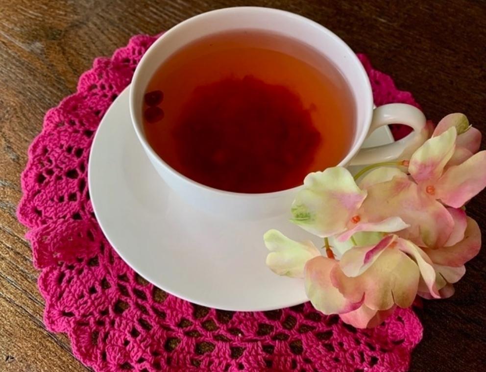 Viburnum tea