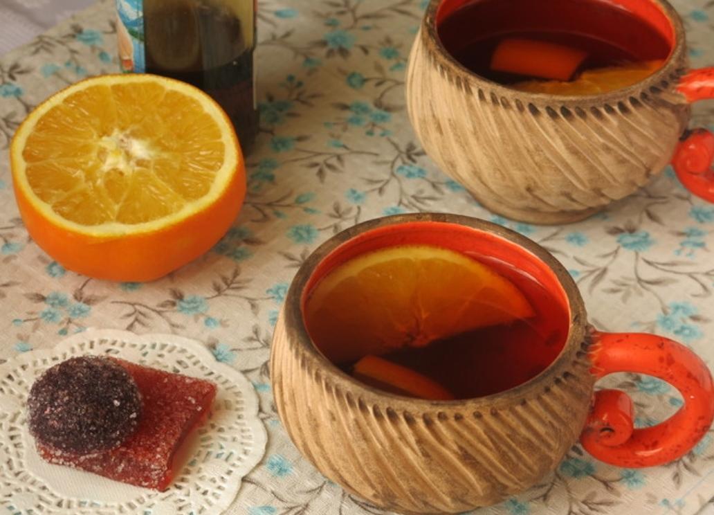 French maple tea