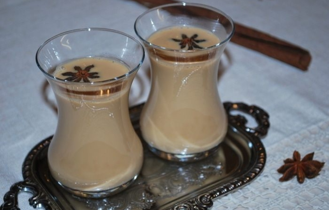 Masala spice tea