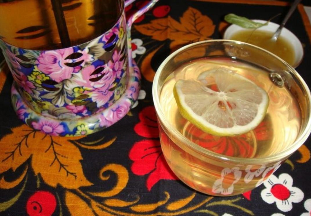 Summer mood tea