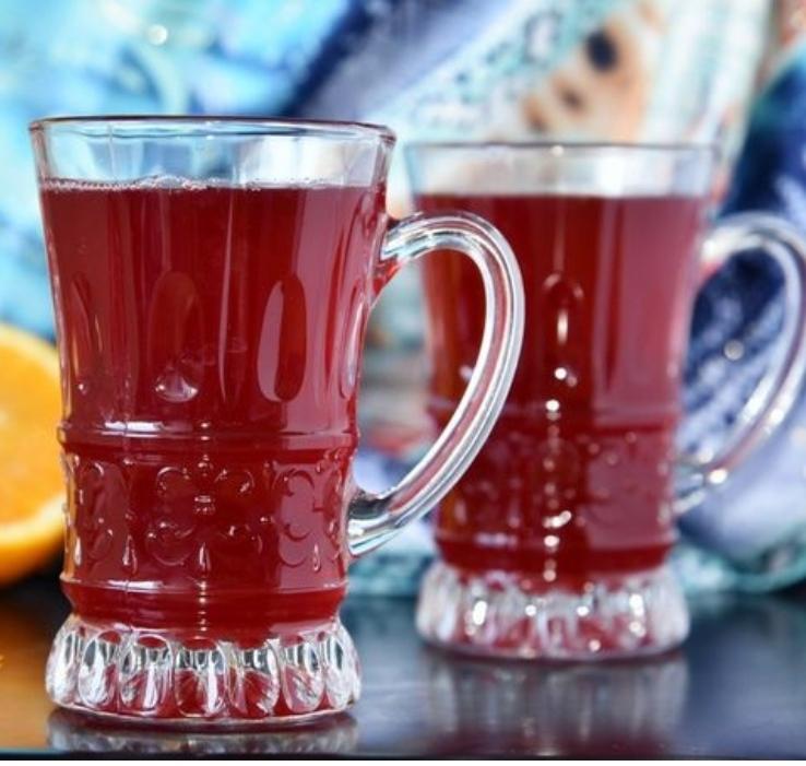 Hot Citrus Tea