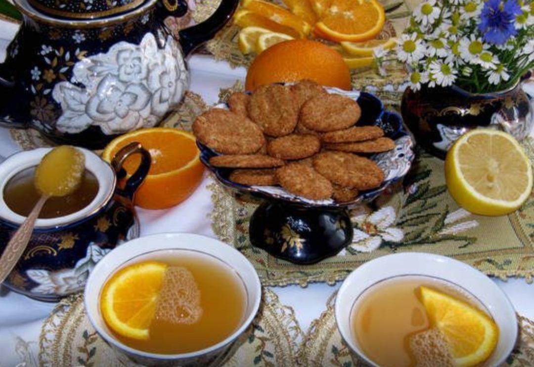 Bukhara tea