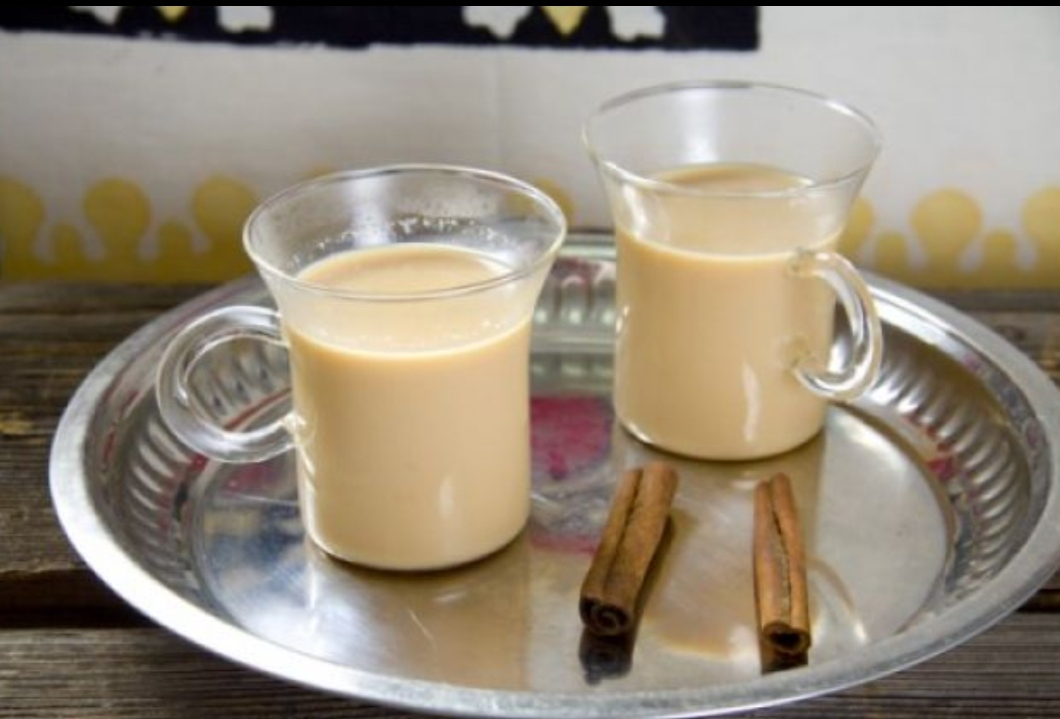 Jomba - Kalmyk tea