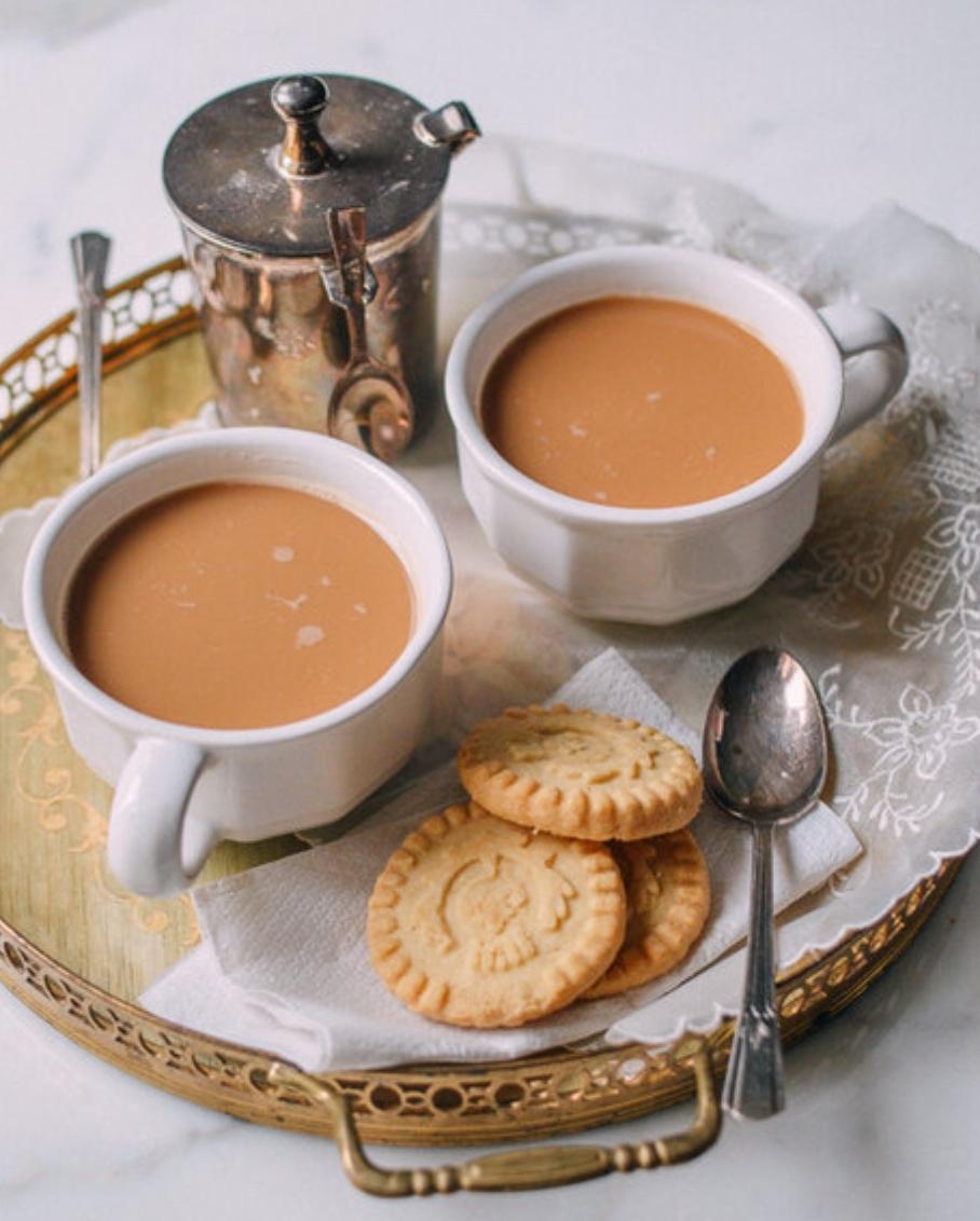Hong Kong coffee tea
