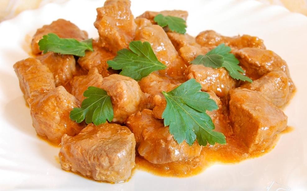 Meat goulash