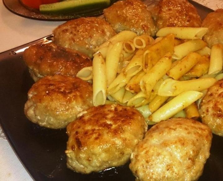 Chicken cutlets long-awaited