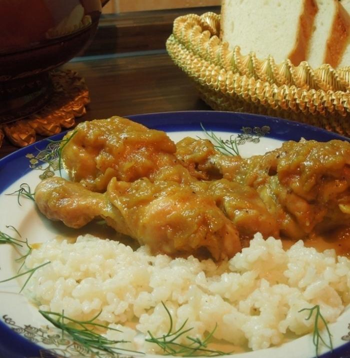 Jewish roast chicken