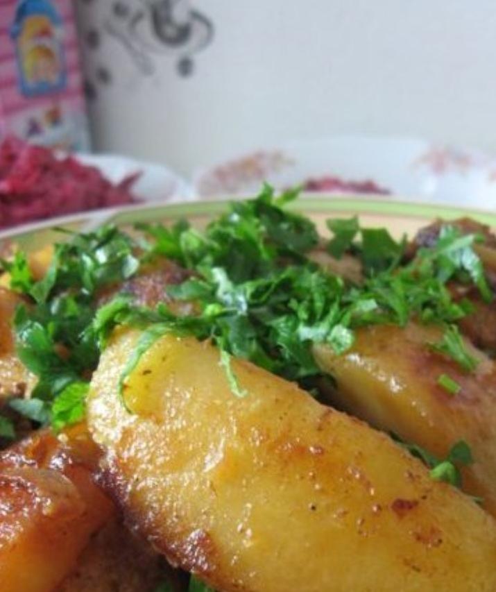 Ojakhuri from pork