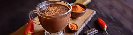 Mexican flavored cocoa