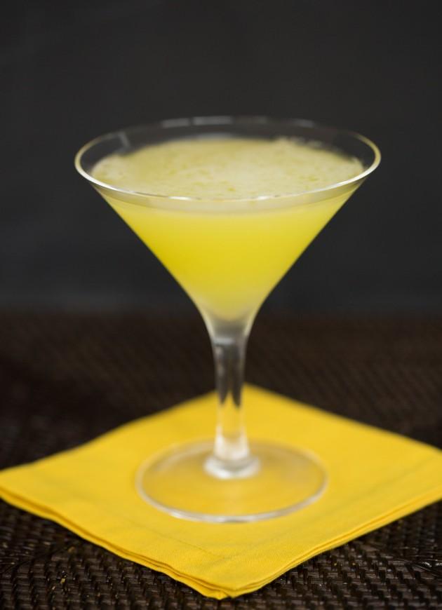 Emerald Star Cocktail