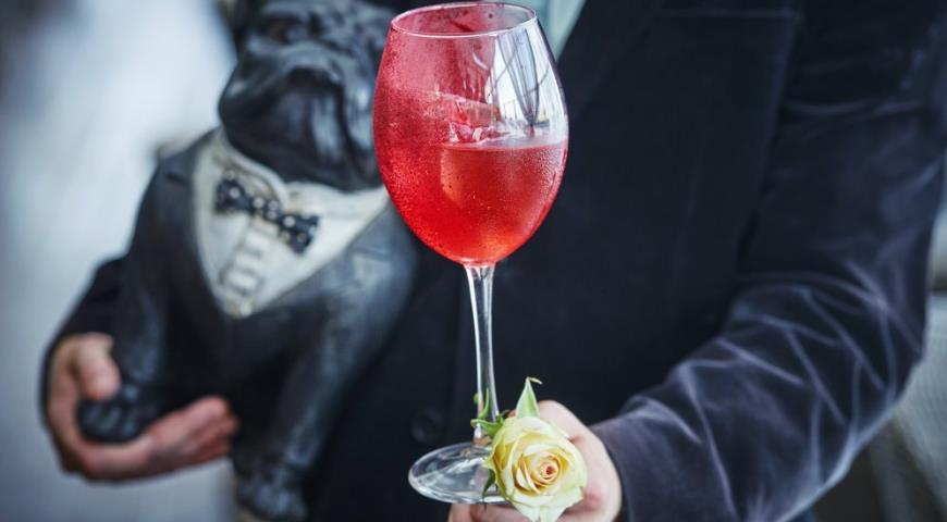 Keanu Spritz Cocktail