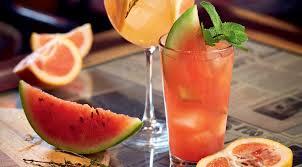Watermelon chardonnay