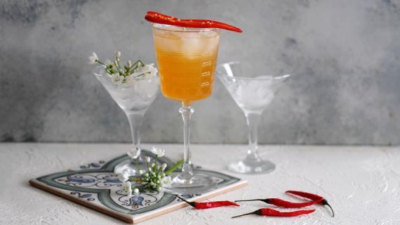 Cocktail Forbidden Fruit