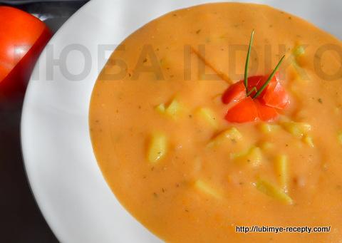 Hungarian Vegetable Potato Soup