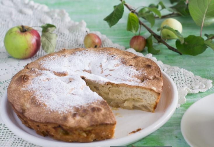 Apple pie Charlotte